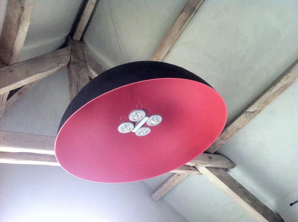 Keuken keukenvloer nijmegen : Woonhuis Lunteren. Leemstuc in kleur op maat. : VERBAU