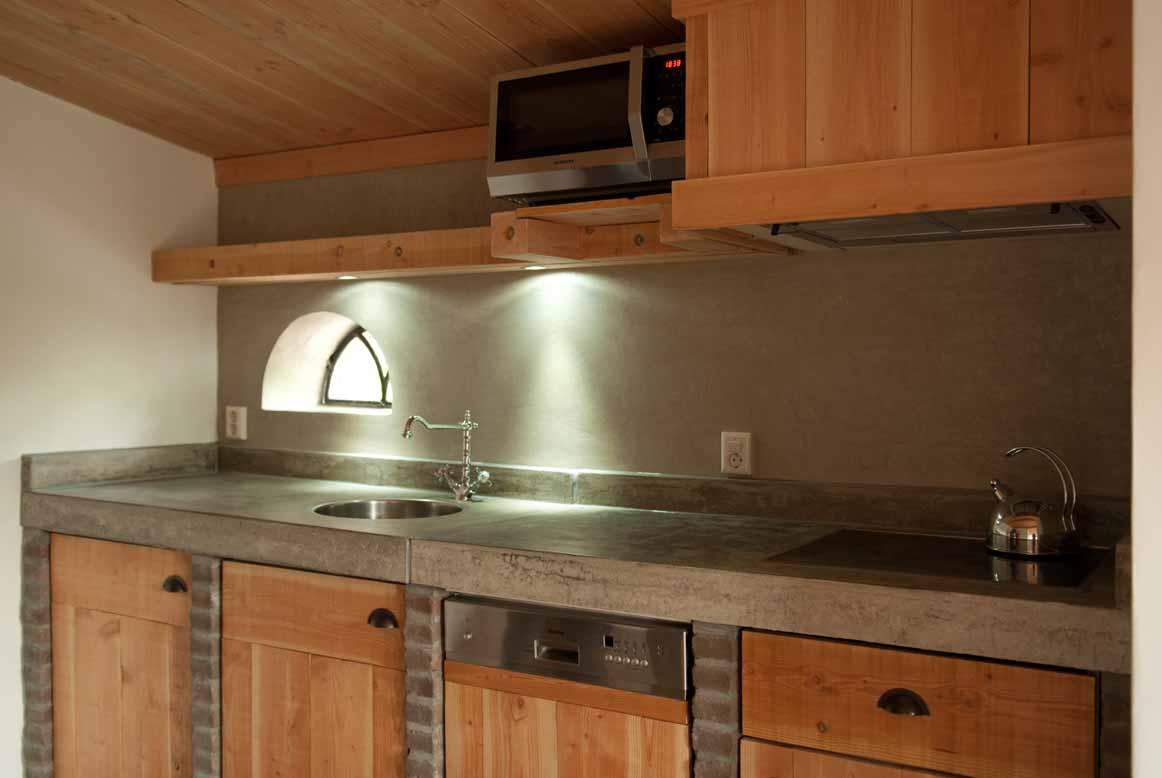 huub ging zelf aan de slag met verbau betonstuc verbau On doe het zelf keukens