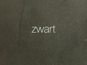 VERBAU-betonstuc, kleur zwart